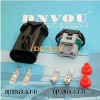 Wholesale DJ70282A connectors connectors car Nissan small lamp plug waterproof plug