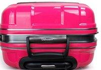 Wholesale Eminent Aston C5 aluminum frame rod boxes universal wheel boarding29 inch suitcase