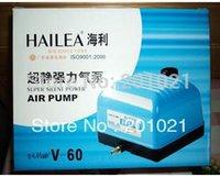 Wholesale Hailea V60 V Aquarium Air Pump watts Lpm MPa