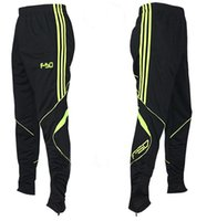Wholesale Casual Soccer Training Pants Skinny summer Men s Sports Running Pants breathable Fitness Riding Tracksuit Trousers