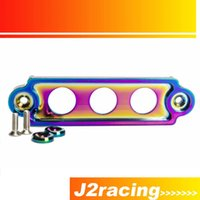 Wholesale J2 RACING STORE NEO CHROME Battery Tie Down for Honda Civic Integra S2000 EK EJ EG DC2 PQY BTD71CR