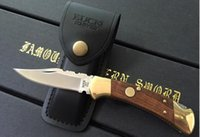 Wholesale Hot sale BUCK112 folding knife HUNTING CAMPING gift knife