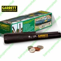 Wholesale Garrett CSI Pro Pointer metal detector Pinpointer Detector PRO POINTER Pinpointing Hand Held Metal Detector GARRETT Pro Pointer