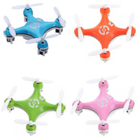 Wholesale Christmas children toy Cheerson CX CX10 G Remote Control Toys CH Axis RC Quadcopter rc helicopter VS Syma S107G