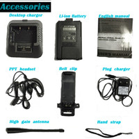 Wholesale New walk talk Pofung Baofeng UV RA For Police Walkie Talkies Scanner Radio Vhf Uhf Dual Band Cb Ham Radio Transceiver