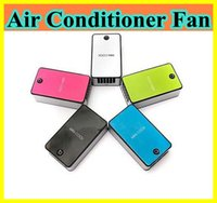 hand fan battery - Details about Mini Cooli Portable USB Rechargeable Hand Held Air Conditioner Summer Cooler Fan