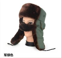 Wholesale 2015 new Men Lei Feng hat outdoors in winter ski hat elderly thickened ear cap adventure time hat