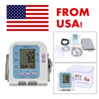Wholesale Automatic Upper Arm Blood Pressure BP Monitor US Seller