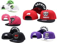 Gold mitchell and ness hats - Trukfit Snapbacks sport Snapback outdoor Ball Caps Adjustable Mitchell and ness Snap back Hat Men and Women Snap Backs Free Ship