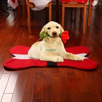 beige area rug - Christmas Carpet Rugs For Dog Mat Seat Cushion Warm Soft MAT Area Floor Lovely Modern Dog Small Sleeping Carpet Accessories