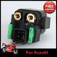 Cheap Brand New Motorcycle Starter Relay Solenoid Bike Motorbike Relay Solenoid For Suzuki Yamaha RAPTOR 250 700 125 order<$18no track