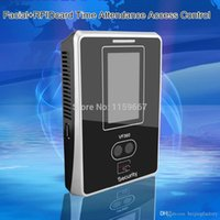Wholesale Facial Recognition Face RFIDcard Time Attendance Access Controller VF360 Biometric Facial Time Recorder Device A2