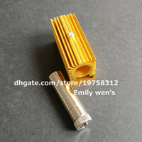 Wholesale 1pc x45mm mm Laser Diode Housing Case pc mm Cooling heat sink Holder