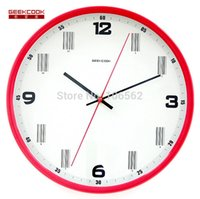 barcode metal - Barcode wall clocks home decorative Metal wall clock creative clock on the wall silent watches for wall decoration retro clock