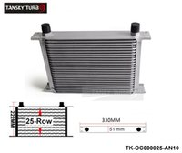 Wholesale Tansky Universal Row Engine Transmission AN Oil Cooler TK OC000025 AN10