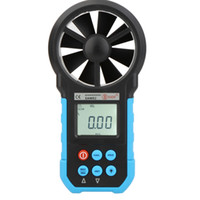 area contact - BSIDE Non Contact Digital Anemometer Air Velocity Volume Area Air Flow Meter Gauge Tester with LCD Backlight Wind Speed Tester