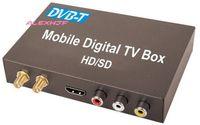 Cheap The newest DVB-T CAR DIGITAL TV RECEIVER (HD SD) ,dvb-t receiver HDMI Car TV tuner Support MPEG-1 MPEG -2 MPEG -4, H.264 decoder