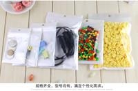 Precio de Bolsas de plástico para alimentos-Bolso plástico del PVC del alimento de la joyería de los paquetes al por menor de la venta al por menor de la caja de la cremallera del embalaje del OPP
