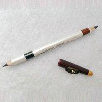 ad new cosmetics - New High Quality Eyebrow amp Eyeliner Pencil Sharpener Color Cosmetic Seductive ad Infinitum Makeup Waterproof Eye Liner Pen Set