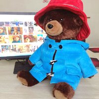 Wholesale Multi size Paddington Bear Plush Toy Lovely Plush Doll for Girls