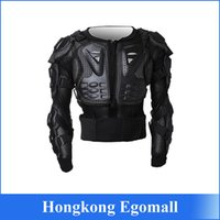 motocross gear - Motorcycle Full Body Armor Jacket Motocross Protector Spine Chest Protection Gear M L XL XXL