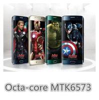 color tv - HDC S6 G9200 G LTE GB GB Octa Core MTK6592 GHz Android KitKat inch G WCDMA MP Camera Smart Phone