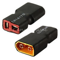 Wholesale New Single XT60 Male to Female Head Slip Type T Plug Adapter Plug Suitable for Various Kinds of Vehicle Mounted