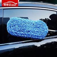 Wholesale With wax car wash dust brush cleaning mop cleaning duster Kiki auto retractable car wax brush