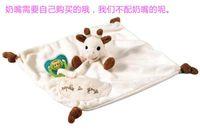 baby blankie - high quality baby appease towel Infant Reassure Towel newborn deer blankie development educational plush placate toy