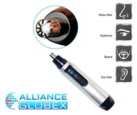 ag hair - New Electronic Nose Ear Face Hair Trimmer Shaver Clipper Cleaner Sale Remover For Nose AG NO