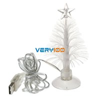 Cheap USB Color Changing Decoration Light LED Multi Color Christmas Tree Great Gift FREE Shipping order<$18no track