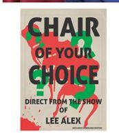 Chaise de choix par Lee Alex, seule la vidéo d'enseignement magique envoyer par courriel, de près la magie