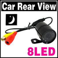 Wholesale IR Car rear view Camera back up reversing Cam Day and night Wired Color Wide angle mm