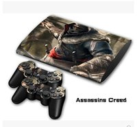 assassins creed stickers - The PS3 SLIM4000 consoles Assassins Creed Game Sticker TN PS3S4000