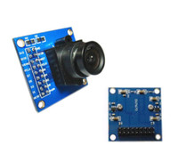 vcd dvd lens - 640X480 SCCB Compatible W I2C Interface VGA OV7670 CMOS Camera Lens Module New