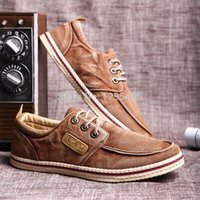 Wholesale Spring and Summer High Quality Denim Canvas Men Shoes Fashion Sneakers for Men Shoes Men s Fashion Sneakers Brand Shoes