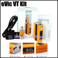 Cheap Evic VT 60W Best ego one kit