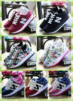 7 choix de style n lettres chaussures de Sport Occasionnels chaussures de course Étudiant chaussures de Forrest Gump, chaussures de Plate-forme de chaussures de Taille US6-US9