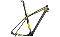 mtb bicycle frame - SKOT Scale RC er Mountain bike carbon fiber frame MTB bicycle frame and headset size