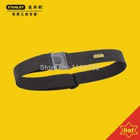 Wholesale Stanley Adjustable Electrician Tool Belt Tool Pouch Holder Belt Tool Bag Belt