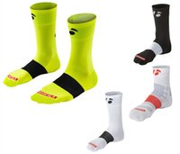 Wholesale Socks Training Competition Sports Socks Socks Cycling Socks Breathable Absorbent And Comfortable Icycle Socks Bike Cycling Calf Sock Footwea