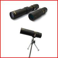 Wholesale Genuine NIKULA Hunting Scopes Telescope HD green film Optics Monocular Telescopes Telescopic zoom Hunting Outdoors Equipment