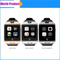 android weather forecast - 1 quot I8s MTK2502 Bluetooth Smart Watch support SIM TF Card ios android system with Compass weather forecast DHL Free