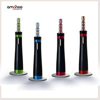 Cheap Single portable hookah Best Black Metal Electronic Cigarette