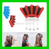 Wholesale European and American fashion hair accessories DIY hairstyle and distribute model Hairdressing twist plait hair tools
