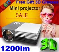 Cheap LCD DLP PROJECTOR Best   led lcd projecktor