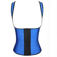 Wholesale Sport latex waist cincher trainer hot shaper fast weight loss girdle slimming belt waist training corset underbust