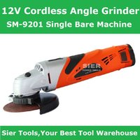 Wholesale V Cordless Angle Grinder SM Single Bare Machine Sier Electric Grinder Machine CE GS Grinding machine electric grinder