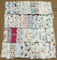 Wholesale Multi style choice Aden Anais Multifunctional Newborn Swaddle Big Size Baby Towel Muslin Cotton Baby Blankets x110cm