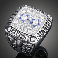 NFL - The NFL champion ring Dallas cowboys fans ring commemorative collection for men and women sports ring